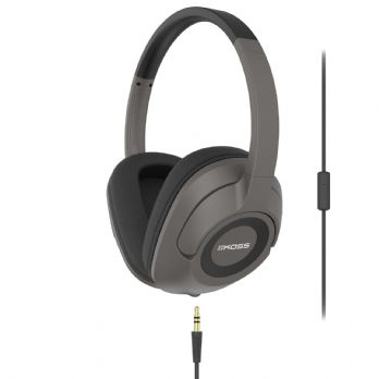 Koss UR42i Over Ear Headphones - Black